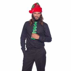 Foute Kersttrui Led.Foute Glitter Kerstboom Stropdas Met Led Voor Volwassenen Foute Eu