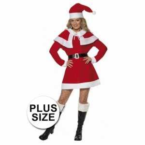 foute kerstjurk dames
