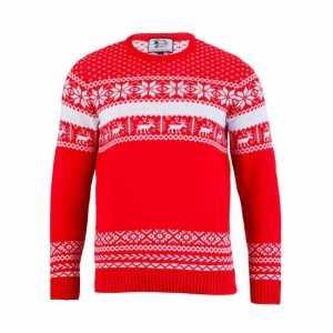 Foute kersttrui the red nordic voor dames